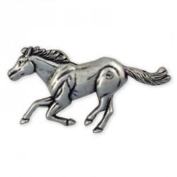 Concho cheval au galop