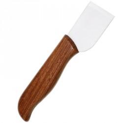 Couteau céramique pour la découpe du cuir