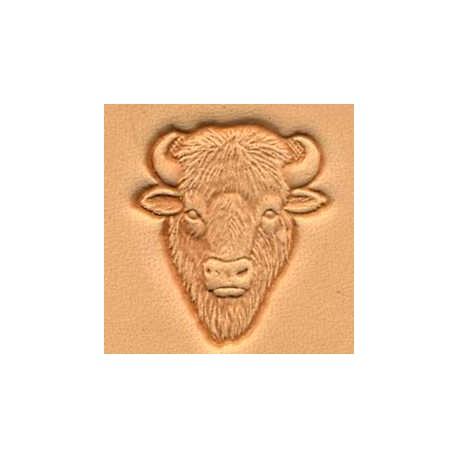 Matoir 3D tête de bison