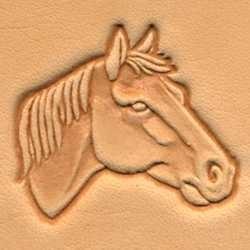 Matoir 3D tête de cheval