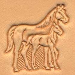 Matoir 3D cheval