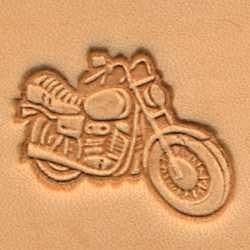 Matoir 3D cuir moto