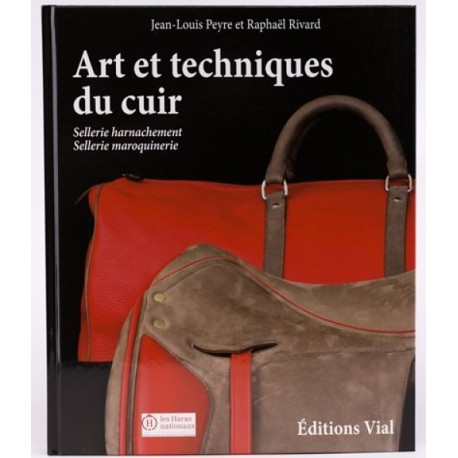 Livre : Art et techniques du cuir