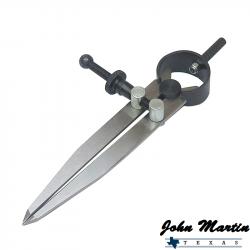 Compas pointe sèche 14.5 cm
