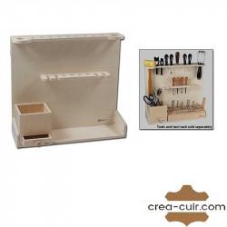 Porte outils en bois