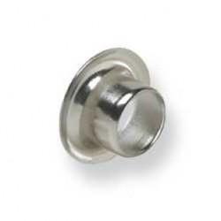 Œillet acier nickel x 100 pièces