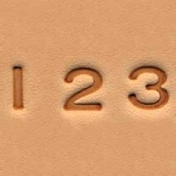 Matoirs alphabet 6 mm