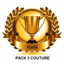 Pack 2 couture
