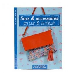 Livre patron cuir : Livre : Sacs & accessoires en cuir