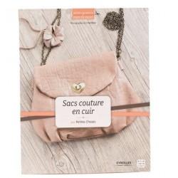 Livre patron cuir : Sacs couture en cuir