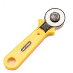 couteau rotatif pour la découpe du cuir